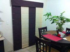 Los Paneles Deslizantes son la mejor solución estética y practica para puertas corredizas, ventanas de gran tamaño, entre otras. Los paneles fabricados a la medida, funcionan de la misma manera en que se mueven sus puertas corredizas. Estos paneles están disponibles en una gran variedad de colores que se ajustan fácilmente a su espacio.solicita tu presupuesto sin compromiso a los tel 2613372 y el cel 6621810545.