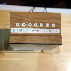 Soundfreaq Sound Rise Alarm Clock Speaker | POPSUGAR Tech
