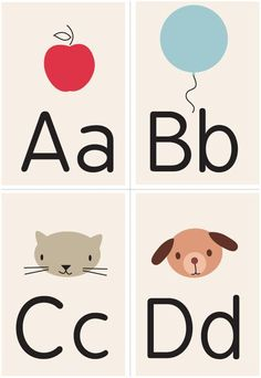 This is a photo of Dramatic Printable Abc Flash Cards Preschoolers