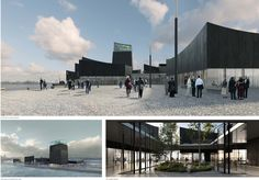 Guggenheim Helsinki Design Competition Winner Moreau Kusunoki Architectes Paris Art in the City