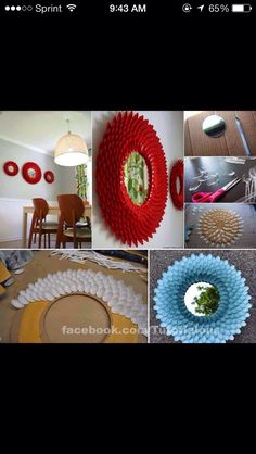 Easy Home Decor And Cheap!!