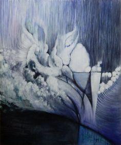 New Blood Art | Flood Gates by Minjae Lee | Buy Original Art Online | Artworks by Emerging Artists for Sale