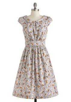 Set Me Freesia Dress, #ModCloth