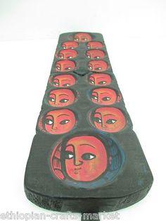 Ethiopian Mancala (Gebeta)