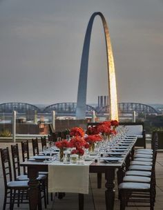 6.Sky Terrace, Cielo Restaurant & Bar, Four Seasons Hotel, St. Louis : Been here! very neat