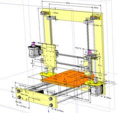 Routeur Cnc, Arduino Cnc, Diy Cnc Router, 3d Printer Kit, 3d Printer Designs, Best 3d Printer, 3d Printing Technology, Medical Technology, Energy Technology