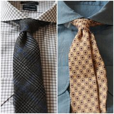 Wool ties every day this week. Which is your favorite?