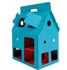 Les Pensées de Violette - jouet garage en carton