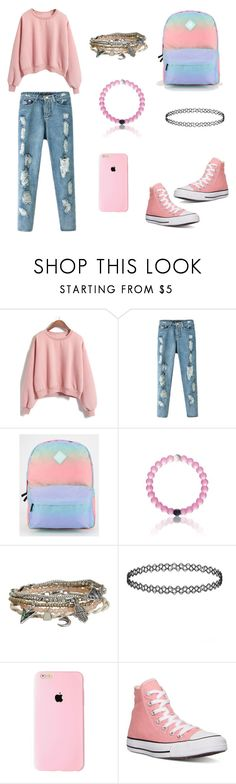 """""""Untitled #29"""" by victoria1217 ❤ liked on Polyvore featuring Vans, Aéropostale and Converse"""