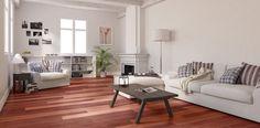 Quick-Step Jarrah Single Strip Flooring | Engineered Timber Veneer Floorboards for sale in Huntingdale