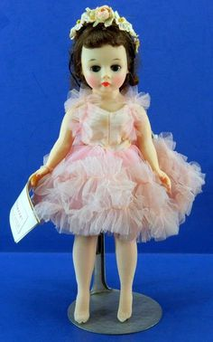 Cissette Doll by Madame Alexander Pink by QueeniesCollectibles
