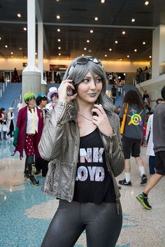 and look, in the Background. There are Rin Okumura, Amaimon and Mephisto. And even further in the Background and Mikasa and Dr. Cosplay Quicksilver, Cosplay Marvel, Superhero Cosplay, Quicksilver Xmen, Genderbent Cosplay, Cosplay Anime, Anime Expo, Amazing Cosplay, Best Cosplay