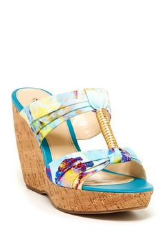 Oma Wedge by Isola on @HauteLook