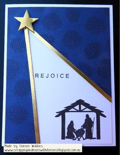 Want to know more about Handmade Christmas Cards Religious Christmas Cards, Christmas Blessings, Xmas Cards, Holiday Cards, Christian Christmas Cards, Christmas Paper Crafts, Homemade Christmas Cards, Christmas Diy, Handmade Christmas