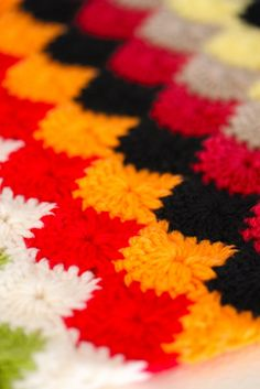 super stitch pattern from @Sarah Chintomby Chintomby london