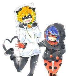Mlb, French Kids, Meraculous Ladybug, Super Cat, Manga Drawing, Disney Art, Cartoon Art, Fan Art, Lady Bug