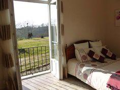 The Centaur bedroom