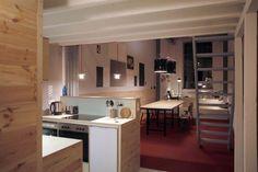 Ferienwohnung / Appartement #2 - Meisterzimmer - Pension in der Leipziger Baumwollspinnerei