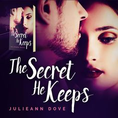 The Secret He Keeps by Julieann Dove is a romantic mystery. Now available at Amazon in ebook and paperback formats. http://amzn.com/B01M7O6BZM/?tag=beetifulcom-20 #book #ebook #paperback #julieanndove #mystery #romance #amazon #beetiful #bookcover