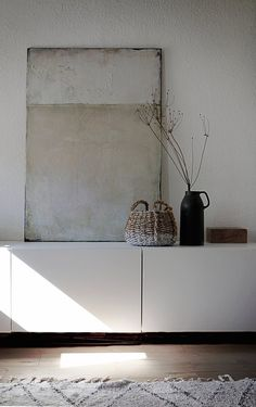 The best ideas with the IKEA BESTÅ system - Wohnaccessoires Pretty Things, Hallway Art, Wall Decor, Room Decor, Bathroom Wall Art, Hallway Decorating, Home Living Room, Home Accents, Home Accessories