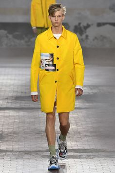 No. 21 Spring 2018 Menswear Collection - Fashion Unfiltered