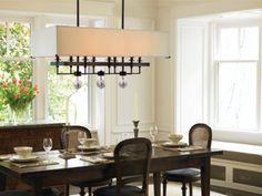 For Dining Room On Pinterest Dining Room Lighting Dining Room