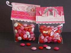 Valentine Treat Bags *LYB* - Two Peas in a Bucket