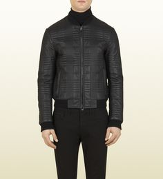 @gucci black quilted