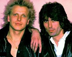 Michael Schenker* & Cozy Powel - MSG 1981