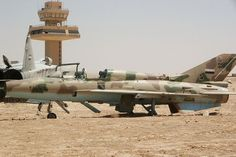 Abandoned MiGs and Other Aircraft: Former Soviet Hardware From Iraq to Russia