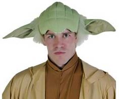 Star Wars Yoda Beanie Hat ( $22.39 ) : When it comes to how cool you look in a laplander you either do or do not, there is no try.