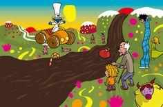 libri che passione: La fabbrica di cioccolato di Ronald Dahl