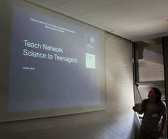 NetSciHigh - Satellite Symposium on Network Science in Education