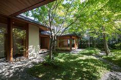 toshihito yokouchi architects / house with a back garden, nagoya  建築設計事務所  奥庭の家   愛知県名古屋市