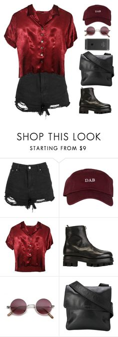 """""""*dab"""" by mikaylaperrine ❤ liked on Polyvore featuring Boohoo, The High Rise, Alyx and Chanel"""