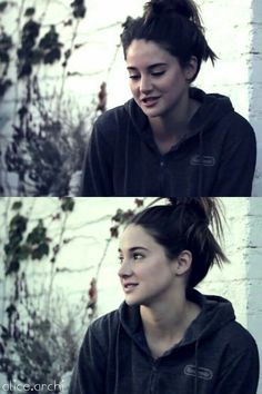 Shailene Woodley, as Katie, for sure. Shailene Woodley, Veronica Roth, Hazel Grace Lancaster, Big Little Lies, Theo James, The Fault In Our Stars, Jawline, Woman Crush, Beautiful Actresses