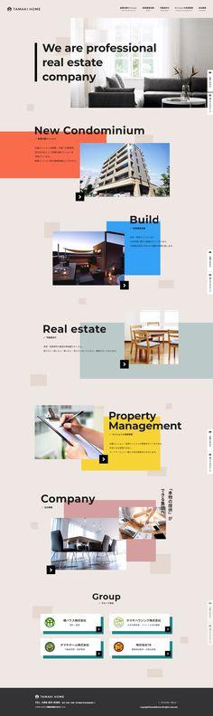Web designer based in Tokyo. Design Your Own Website, Website Design Layout, Book Design Layout, Web Layout, Branding, Property Design, Marca Personal, Grid Design, Graphic Design