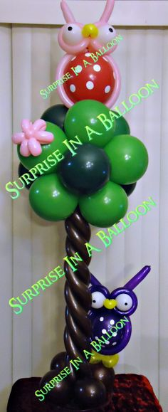 baby shower idea by surprise in a balloon