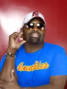 Frankie Knuckles, The Godfather of House Music, (1955-2014)