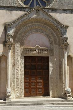 Basilique santa caterina d'alessandria, Galatina   - Salento Puglia