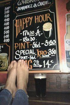 Irish pub forever...