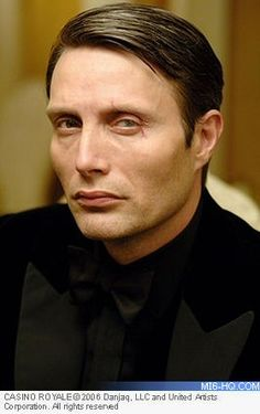 Mads Mikkleson as Le Chiffre also in Danish crime drama The Unit a very good show.
