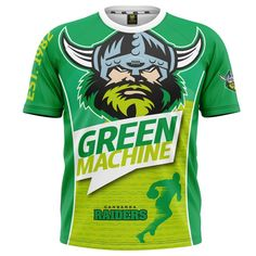 c75b489716b NRL Team Toddler T- Shirts Canberra Raiders #fashion #sporting #goods  #nrlrugbyleague