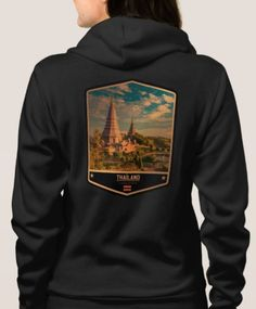 Thailand Style Women's Bella+Canvas Full-Zip Hoodie This incredibly soft and relaxed hoodie , spun from a plush poly-cotton blend, will quickly become your go-to essential. Perfect for everyday wear.