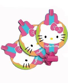 """/""""8/"""" Hello Kitty party favor favors lunch boxes supplies"""