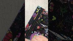 Zipper pull Install follow-up Small Zipper Pouch, Zipper Pulls, Helpful Hints, Make It Yourself, Sewing, Useful Tips, Needlework, Zipper, Handy Tips