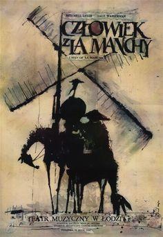 Ryszard Kaja, Czlowiek z La Manchy