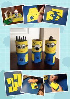 Kids Craft Box, Fall Crafts For Kids, Craft Club, Family Crafts, Craft Activities For Kids, Diy For Kids, Preschool Crafts, Kids Crafts, Craft Projects