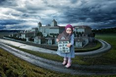 Creative Dad Makes Wonderful Imaginative Photo Manipulations With His Daughters - DesignTAXI.com