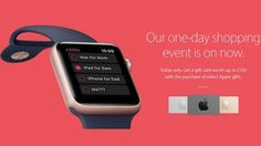 Apple's Black Friday event: Gift cards up to $150 Read more Technology News Here --> http://digitaltechnologynews.com  Apple's Black Friday event is live and the rules are simple: Buy an Apple gadget get a gift card.   Gift cards are given for nearly every purchase in the store be it a Mac iPhone iPad Watch Apple TV or an accessory.   SEE ALSO: Sorry Black Friday  social media hates you  For example if you buy a (select) SIM-free iPhone model  iPhone SE 6S and 6S Plus are included  you'll…